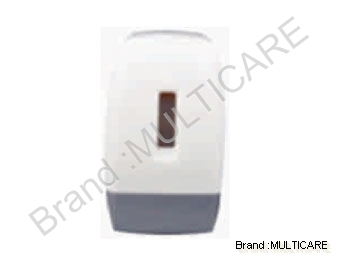 Manual Soap Dispenser Plastic Body (1000 ML)