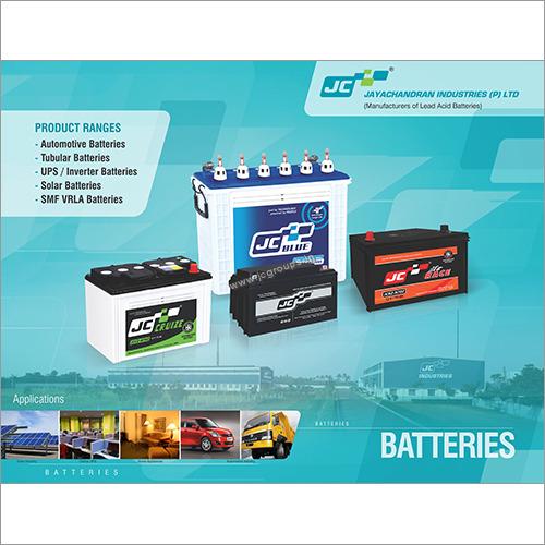 JC Automotive Batteries