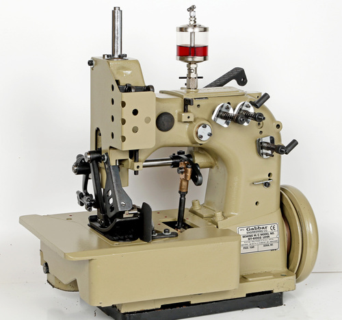 Single Needle Overedging Machine