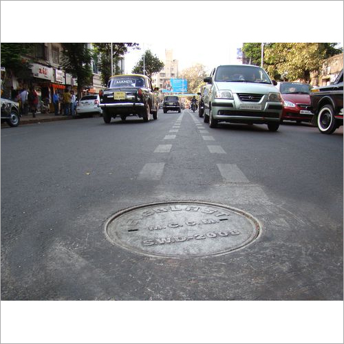 Road FRP Manhole Covers