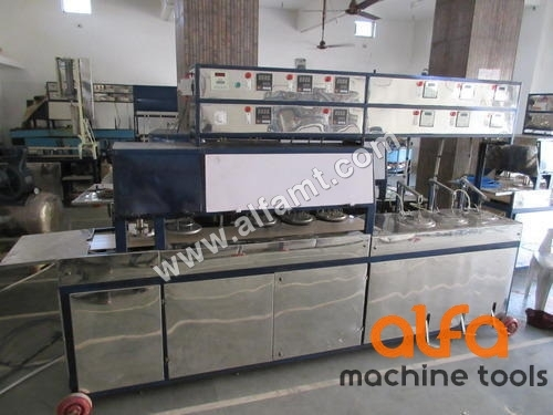 Pneumatic Khakhra Making Machine
