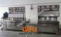 Roasted Khakhra Making Machine