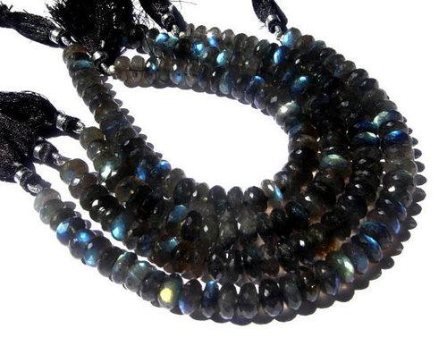 Labra Dorite Briolette Gemstone Beads