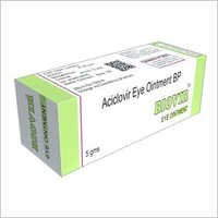 Aciclovir Eye Ointment BP