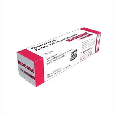 Hydrocortisone Eye Ointment IP