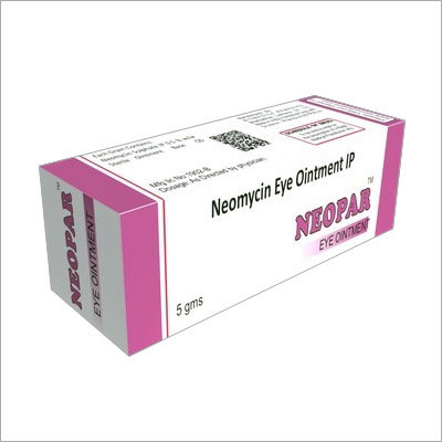 Neomycin Eye Ointment IP
