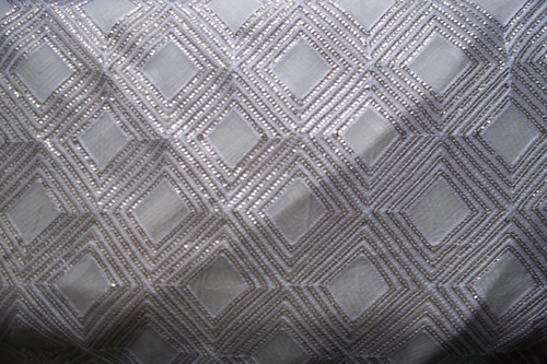 Dyeable Embroidery Fabrics manufacturer