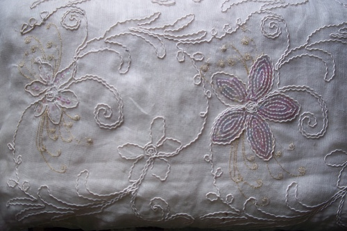 Embroidery Dyeable Fabrics