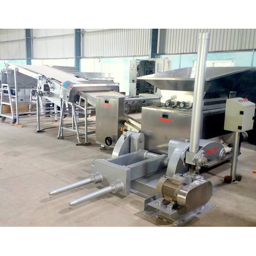 Biscuit Plant Soft Dough Equipment
