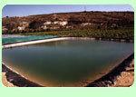 Evporation Pond