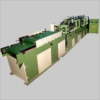 Corrugated Box Gluing Machine