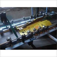Automatic Carton Pasting Machine