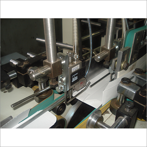 Lock Bottom Carton Folder Gluer Machine