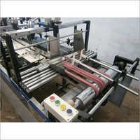 Mini Carton Folder Gluer Machine