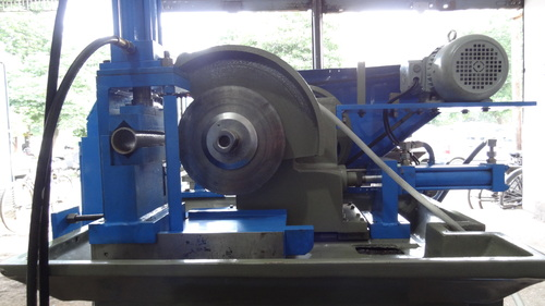 Aluminium Pipe Cutter Machine