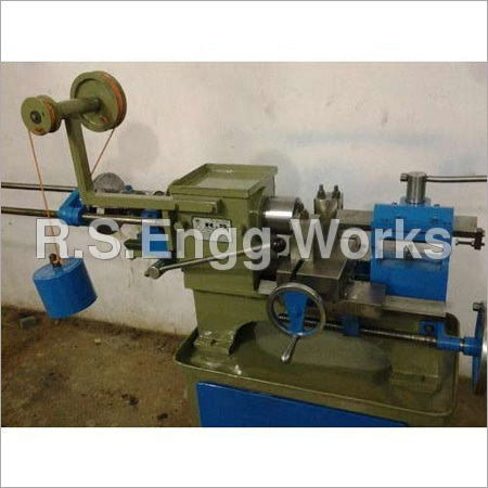 Small Lather Machine