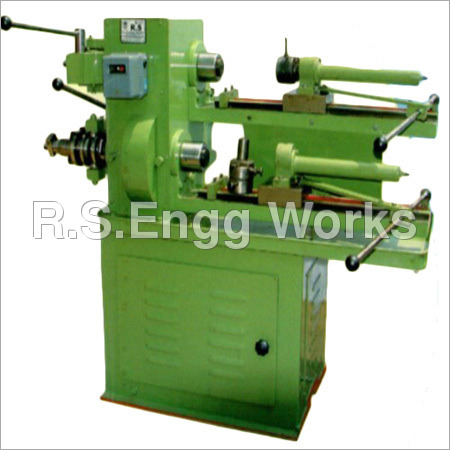 Semi Automatic Die Head Threading Machine