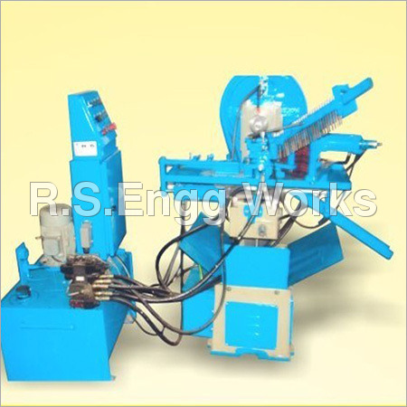 Automatic Hydraulic Milling Machine