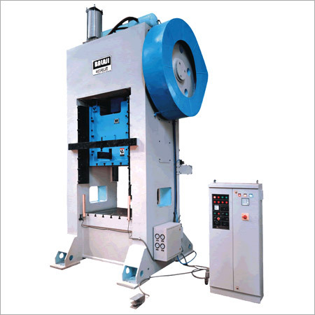 Mechanical Straight Side Press - BSS Series