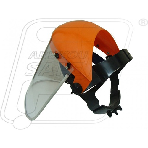 Face Shield With Ring