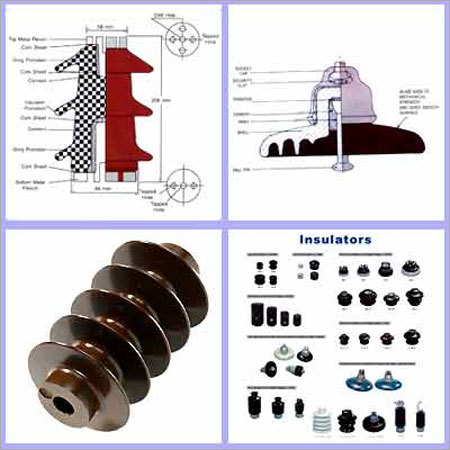33 11 1.1 Kv Pin, Stain, Post And Disc Type Porcelain Insulators