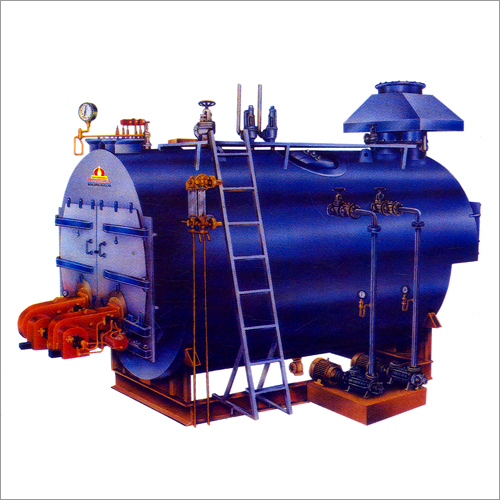 Horizontal Hot Water Boiler