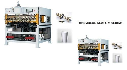 THERMOCOLE PAPER PLATE MACHINE