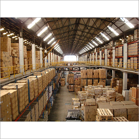 Warehouse Logistics Services