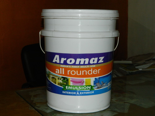 Economy Emulsion For Intirior And Exterior