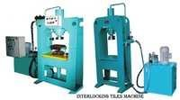 INTERLOCK MAKING MACHINE