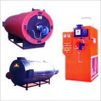 Horizontal Three Pass Hot Air Generator