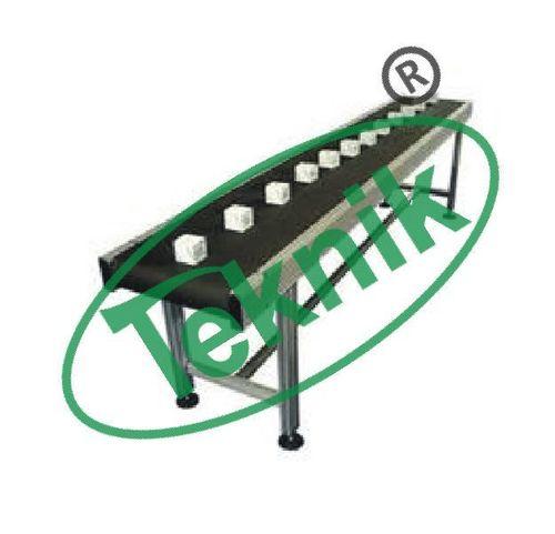 Working Model of Belt Conveyor
