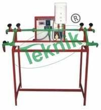 Parallel Flow Counter Flow Heat Exchanger