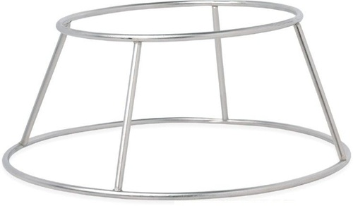 WIRE WHIPPING BOWL STAND