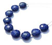 Lapis Lazuli Briolette Gemstone Beads