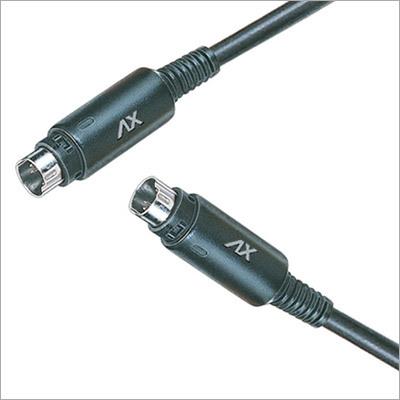 4 Pin Mini Din - 4 Pin Din S - Video Cord