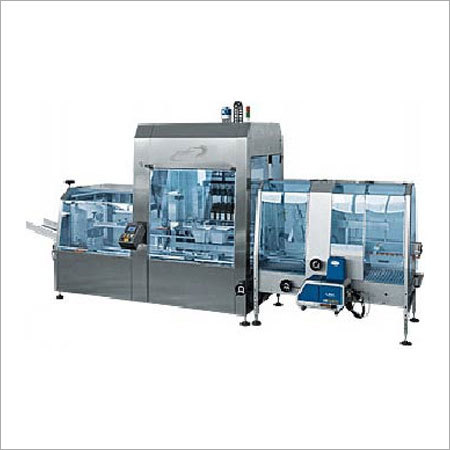 Carton Forming Machine