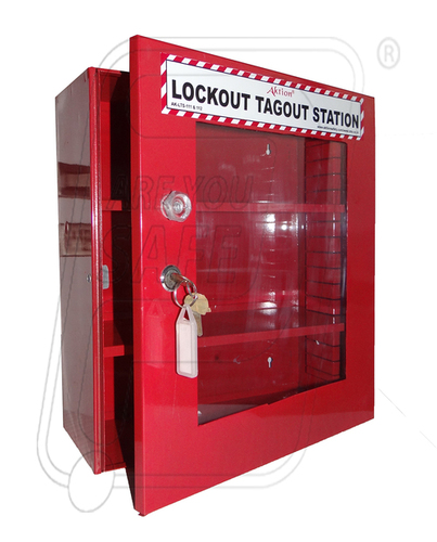 Lock Out Tag Out Station (Loto)