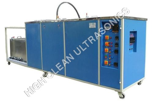 Industrial Ultrasonic Cleaning System
