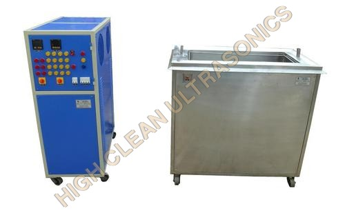 Single Chamber Ultrasonic Cleaner