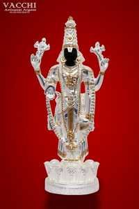 Silver Plated Balaji