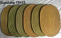 OVAL COTTON BRAIDED RUGS
