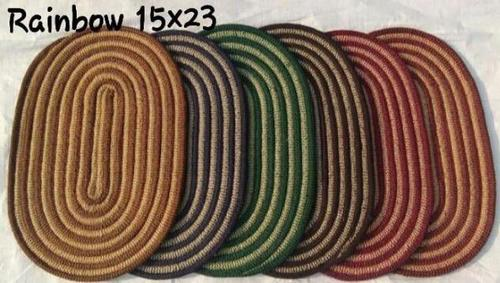 COTTON BRAIDED RUGS