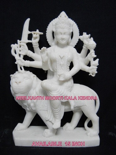 Sherawali Statue