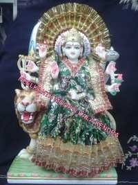 Decorative Durga Mata Statue