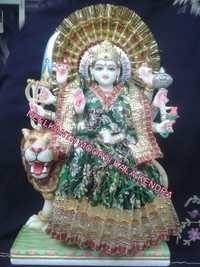 Decorative Durga Mata Statue