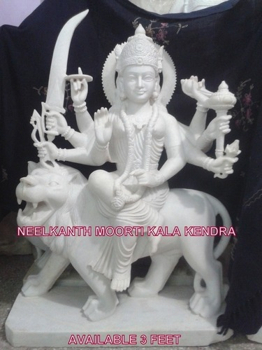beautiful maa durga statue