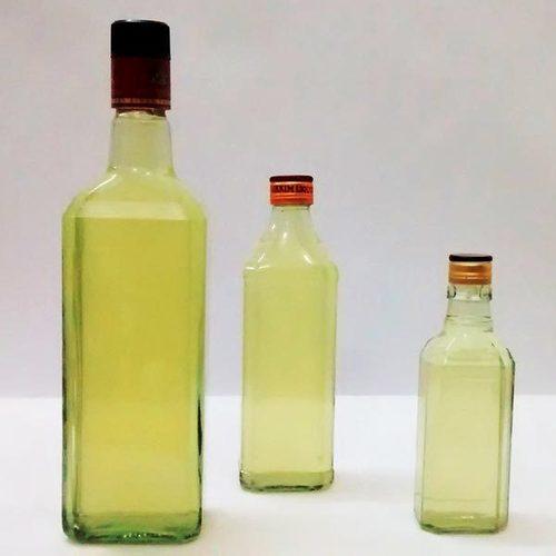 glass Wine Bottle