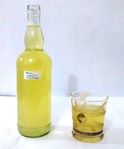 750 ml Glass Wine Bottle