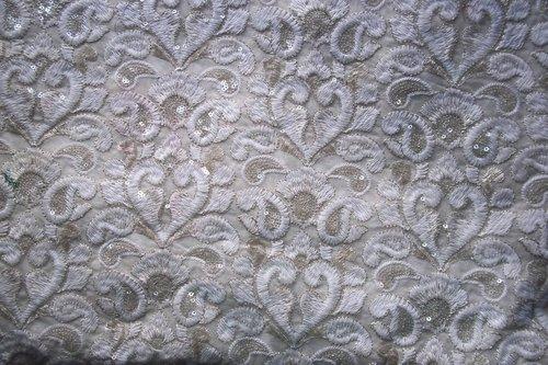 Chiffon Dyeable Silk